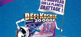 ODR : Ticket à gratter FDJ DÉFI KOSMIK offert