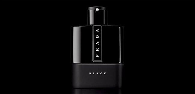 parfum Luna Rossa Black de Prada