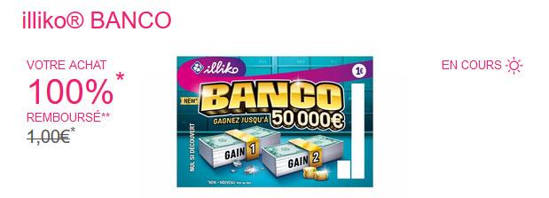 Shopmium offre le remboursement de tickets Banco