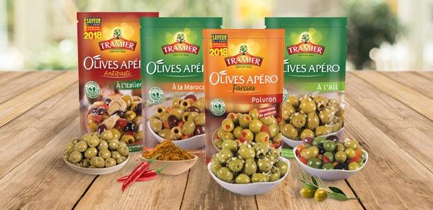 testez gratuitement des sachets d'Olives Apéro avec Sampleo
