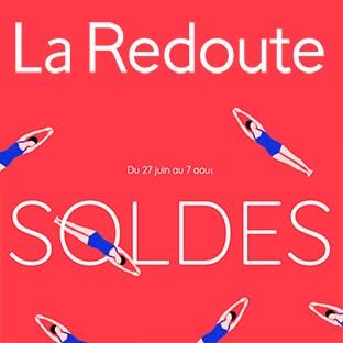 Soldes La Redoute : Jusqu'à -90% + 1 article acheté = 1 offert