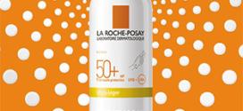 Test gratuit de la Brume Invisible SPF50+ La Roche-Posay