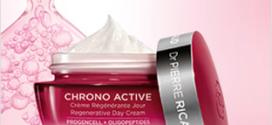 Test gratuite de la crème Chrono Active Dr Pierre Ricaud