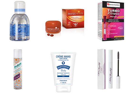 Exemples de tests de produit disponibles actuellement