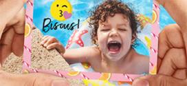 Code promo Youpix : Carte postale personnalisable gratuite