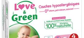 Promo Carrefour : Couches Love & Green pas chères