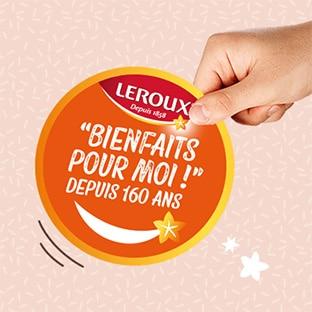 Jeu 160 ans Leroux : 160 cadeaux à remporter