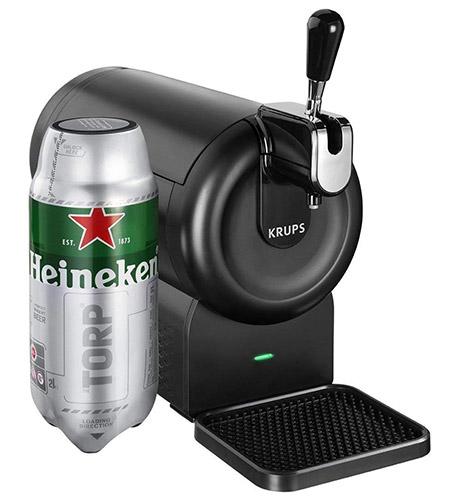 Machine à bière Krups The Sub Compact Edition à petit prix sur Amazon