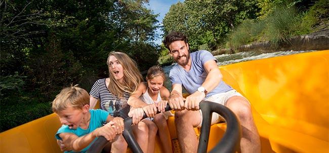 Pass pour le parc d'attractions Walibi Sud-Ouest en promo