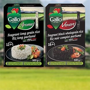 Test de riz Riso Gallo : 100 produits gratuits avec CVous
