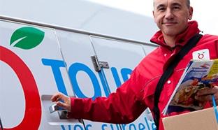 Promo Groupon : Bon d'achat Toupargel de 40€ vendu à 1€