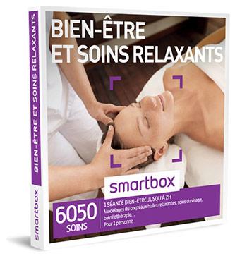 coffrets Smartbox à gagner avec La Belle Adresse