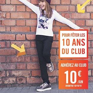 Carte Orchestra.Carte Club Orchestra En Promo A 10 50 Toute L Annee