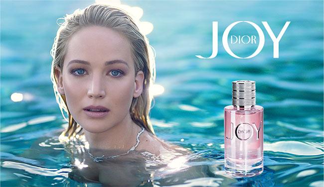 Parfum Joy by Dior : Dose d'essai offerte