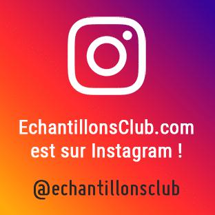 EchantillonsClub débarque sur Instagram