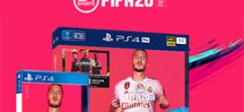 Jeu FIFA 20 Auchan : PS4 Pro et 27 autres lots à gagner