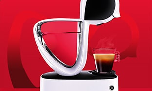 Jeu Elle : 20 machines Infinissima Dolce Gusto à gagner