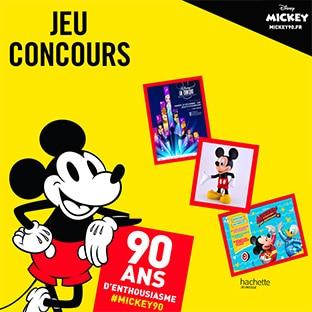 Jeu Disney Orchestra : 1 week-end et 30 cadeaux Mickey