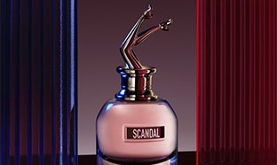 parfums Jean Paul Gaultier Scandal By Night à gagner