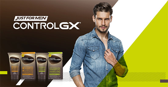 soins Control GX Just For Men