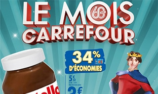 Catalogue Le Mois Carrefour 2019
