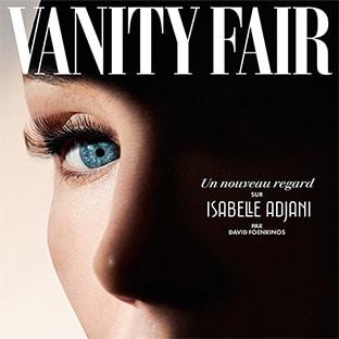 Magazine Vanity Fair gratuit