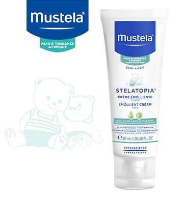 Test de la crème émolliente STELATOPIA