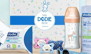 Test Doctissimo : 200 Dodie Box bébé gratuites