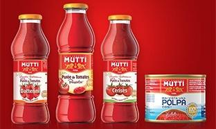 Test Mutti : produits à la tomate gratuits