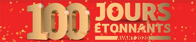 Les 100 jours Auchan