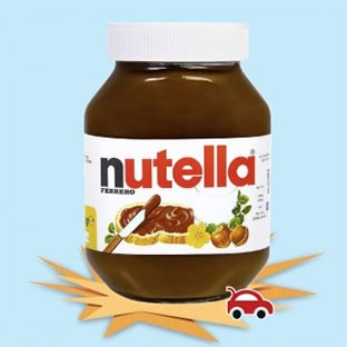 Nutella en promotion chez Intermarché (50% de réduction)
