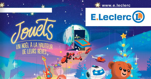 Catalogue Les Leclerc Noël 2018Promos Jouets Sur ynNOvwm80