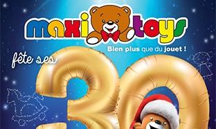 Catalogue Maxi Toys Noël 2019 gratuit