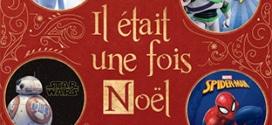 Il était une fois Noël Intermarché : Catalogue et jeu Disney en ligne
