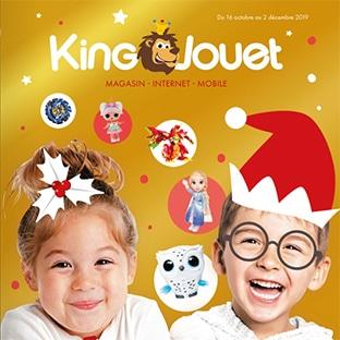 Catalogue King Jouet Noël 2019 : Consultation en ligne