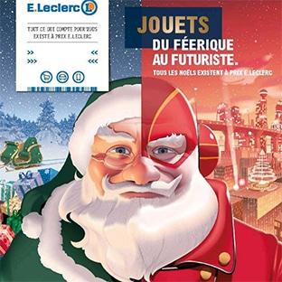 Catalogue Leclerc Noël 2019 : Promos sur les jouets