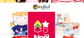 Catalogue Oxybul de Noël 2019 en ligne : Éveil et jeux