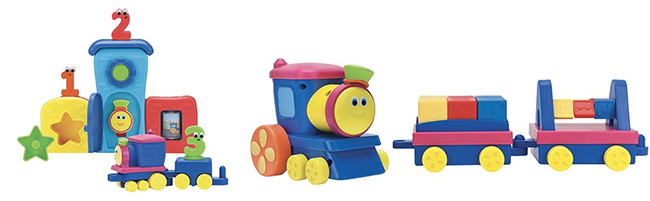 testez gratuitement une collection de jouets Bob Le Train avec Sampleo