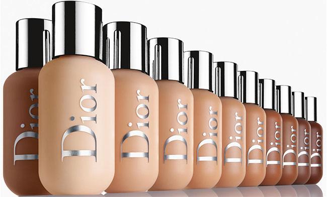Recevez votre échantillon Dior Backstage Face & Body Foundation