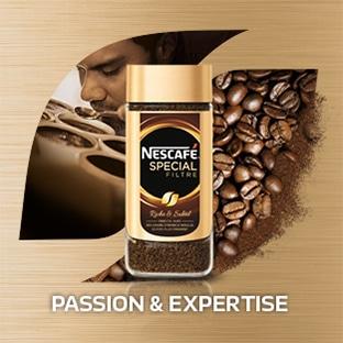 Échantillons gratuits Nescafé special filtre : Sticks offerts
