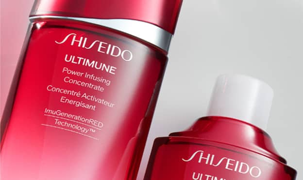 Échantillons gratuits sérum Ultimune Shiseido