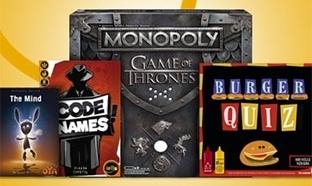 Bon plan Fnac : 1 jeu de société offert dès 2 achetés