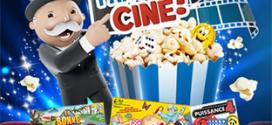 Hasbro : 1 an de cinéma offert