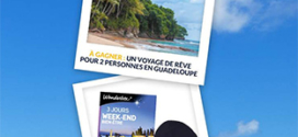Jeu Route du Rhum : Séjour Guadeloupe et autres lots à gagner