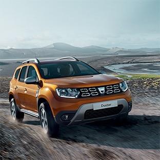 Jeu Renault : Voiture Dacia Nouveau Duster Prestige à gagner