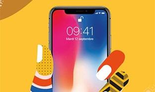 Jeu L'Heure Tranquille : 5 iPhone X à gagner