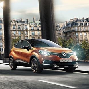 Jeu Mission Code Captur Renault : Une voiture à gagner
