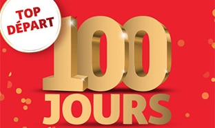 Jeu Auchan.fr 100 jours 2019