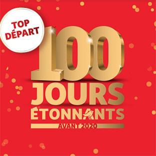Jeu Concours Calendrier De Lavent 2020.Jeu Auchan 100 Jours 2019 D Un Million D Euros De Cadeaux
