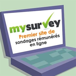 Panel MySurvey : Donnez votre avis et recevez des cadeaux